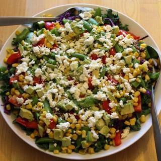 The Big Chopped Salad