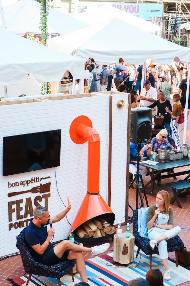 Feast Portland - A Food Bloggers' Travel Diary | cookinginmygenes.com