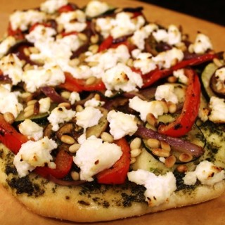 Harvest Vegetable Pizza l YYC Pizza Week Food Bloggers Challenge l cookinginmygenes.com