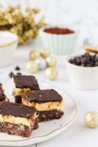 Nanaimo Bars | cookinginmygenes.com