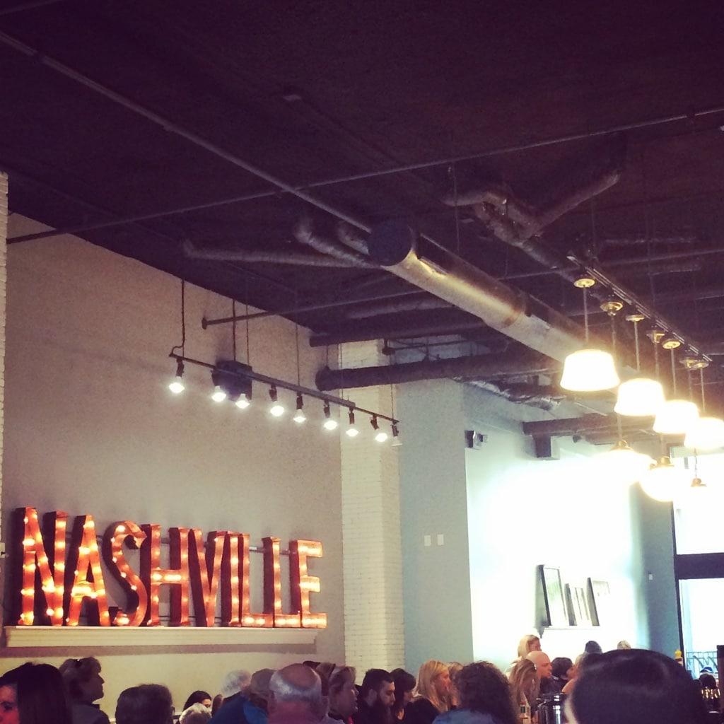 Foodie Adventures in Nashville l cookinginmygenes.com
