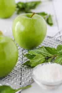 Mojito Smoothie | cookinginmygenes.com