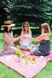 Picnic in the Park with Friends & Alforno | cookinginmygenes.com