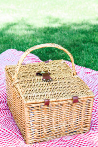 Picnic in the Park with Friends & Alforno | cookinginmygenes.com
