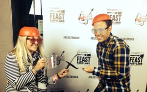 Will Travel For Food - Feast Portland | cookinginmygenes.com