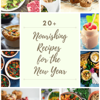 Nourishing Recipes for the New Year   cookinginmygenes.com