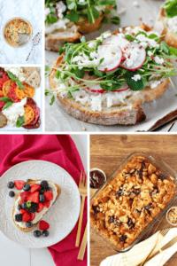 Mother's Day Brunch Ideas   cookinginmygenes.com