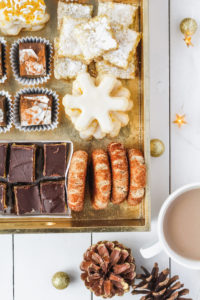 My 2018 Holiday Baking List | cookinginmygenes.com