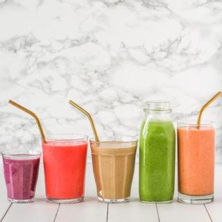 My 5 Favourite Smoothie Recipes | cookinginmygenes.com