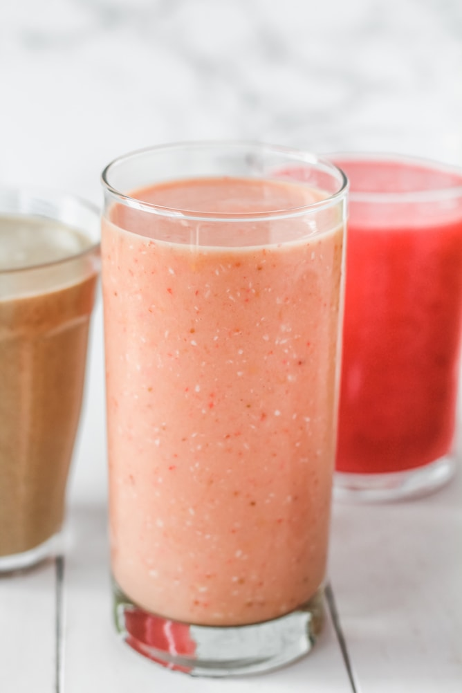 My 5 Favourite Smoothie Recipes | cookinginmygenes.com