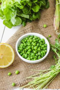 Market Spring Vegetable Salad | cookinginmygenes.com