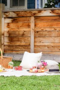 How to create a summer picnic | cookinginmygenes.com