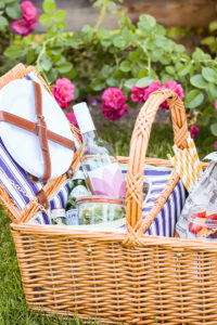 How to create a summer picnic | cookinginmygenes.com