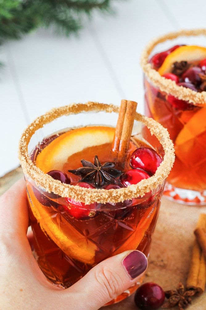 New Year's Eve Cocktails & Mocktails