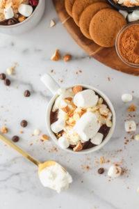 Decadent Hot Chocolate Bar