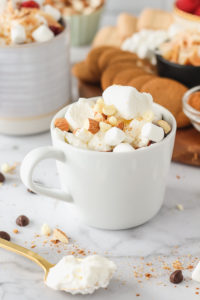 Decadent Hot Chocolate Bar