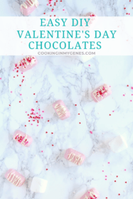 Easy DIY Valentine's Day Chocolates
