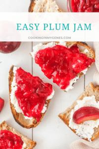Easy Plum Jam