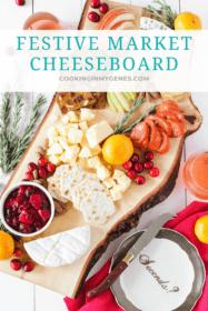 Festive Market Cheeseboard