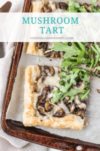 Mushroom Tart