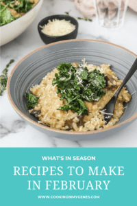 Recipes to Make in February