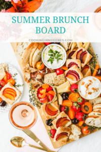 Summer Brunch Board