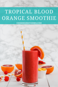 Tropical Blood Orange Smoothie