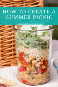 How to Create a Summer Picnic