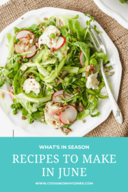 Recipes to Make in June