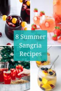 8 Summer Sangria Recipes