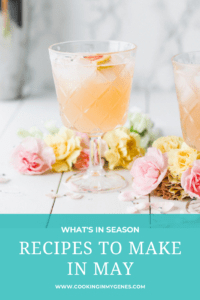 Recipes to Make in May