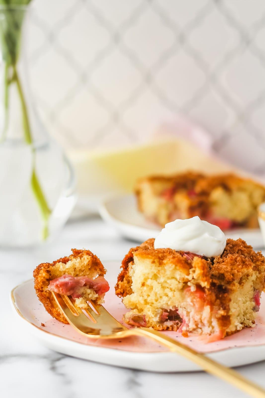 Strawberry and Rhubarb Recipes